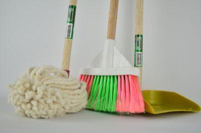 「ぐりとぐらのおおそうじ」~掃除をしている姿が面白い!~