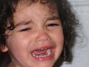 娘が泣き入りひきつけを起こしたときの体験談