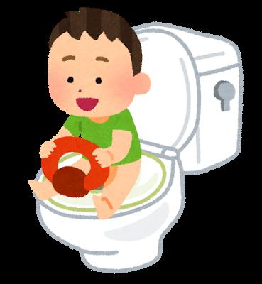 トイレトレーニングのやりかた。2歳の娘が2週間でおしっこが完了した方法。