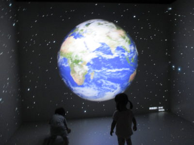 福岡市科学館の基本展示室の感想。まるでゲームセンターだった!