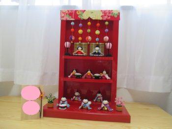 雛人形はコンパクトが人気!プチプラでかわいいお雛様を購入した感想