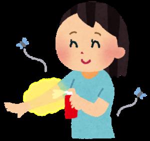 アロマで虫除けスプレーの作り方。簡単に出来て安心・安全♪