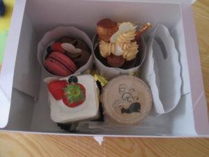 六本松のケーキ屋さんラ・ジョエルのケーキを食べた感想