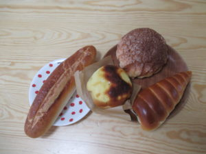 六本松421のパン屋さんグランドールプラスのパンを食べた感想