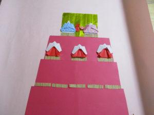 折り紙でお雛様を手作りしよう!簡単な5段飾り、雛壇の作り方。幼稚園や保育園の保育の製作にもおすすめ!